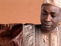 Il musicista senegalese Youssou N'Dour
