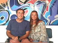 Claudio Rigolo e Stefania Mazzucchi