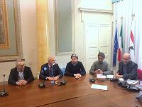 I sindaci Macelloni, FRanchi, Bacci e Millozzi