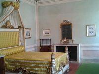 Interno del museo napoleonico Villa dei Mulini, Portoferraio
