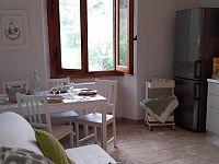 Cucina appartamento Fondazione Bacciotti a Firenze