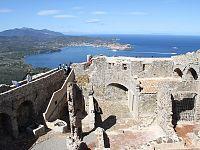 Fortezza del Volterraio, interno