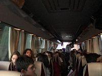 Gli studenti elbani in viaggio