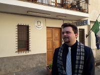 Mattia Gemelli, presidente del Consiglio comunale di Rio