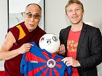 Campionati mondiali Conifa in Tibet