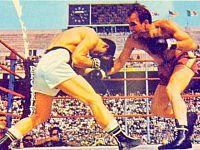 Sandro Mazzinghi vs Ki Soo Kim a San Siro nel 1968