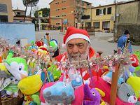 Carlo Corsi, Natale 2012 (foto da Nunzio Marotti https://nunziomarotti.blogspot.com)