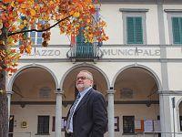 Il presidente dell'Unione Valdera Corrado Guidi