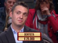 Il concorrente Matteo