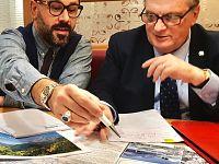 David Ulivagnoli e Riccardo Cacelli