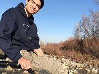 Matteo Bocelli (foto da Instagram)