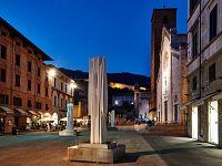 Vista Piazza Duomo Pietrasanta - Daniele Cortese