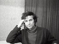 Enrico Pappalettere nel 1976