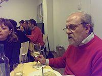 Nino Pirìto con Giada Garrison