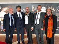 Marco Giorgietti, Tommaso Sacchi, Matteo Franconi, Antonio Chelli, Luca Dini.