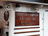 Il motto della nave