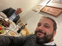Cosentini e Toti a cena insieme