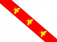 La bandiera dell'Elba