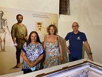 Lorella Alderighi, Marida  Bessi e Maurizio Burlando
