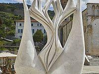 Marmo statuario di Carrara-  220x160-x-60-cm @DanieleCortes