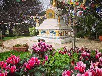 L'istituto Lama Tzong Khapa di Pomaia