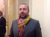 L'assessore ai lavori pubblici Matteo Franconi