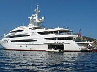 lo yacht Stargate