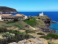 Ex complesso di Sant'Antonio, isola di Capraia