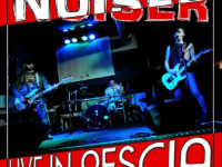 La copertina dell'Ep dei Noiser