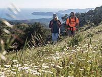 Trekking all'Elba (foto di repertorio)