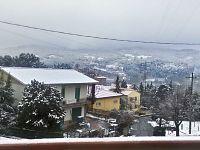 La neve a Montecerboli
