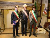 Da sinistra: Balocchi, Giani, Marini