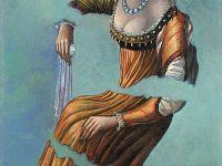 Variazioni su Carpaccio La Cortigiana, trittico 1976-1979