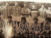 Squadra elbana Porto Azzurro degli anni ottanta