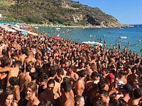 Beach Party a Cavoli (foto di repertorio)