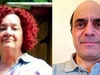 Luciana Rocchi e Sandro Scapellato