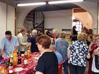 festa di inaugurazione del rinnovato Centro Caritas