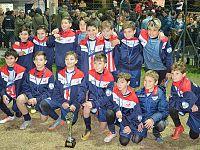 Progetto giovani isola d'Elba vincitore torneo classe 2008