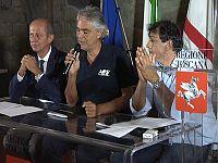 Ciuoffo, Bocelli e Quattrone