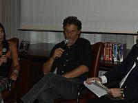 Giorgio Tirabassi tra Nancy Pilch e Piero Torricelli
