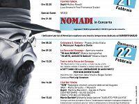 Il manifesto con tutti gli appuntamenti del Tributo ad Augusto 2015