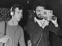 Marco Sisi e Leonardo Pasquinelli nel 1975