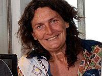 Marida Bessi, sindaca di Capraia e presidente della Provincia di Livorno