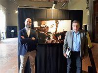 Andrea Gnocchi con Riccardo Ferrucci
