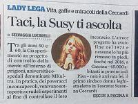 L'articolo di Selvaggia Lucarelli