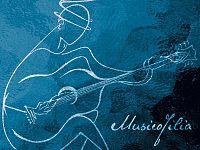 """La copertina dell'album solista di Niccolini: """"Musicofilia"""""""