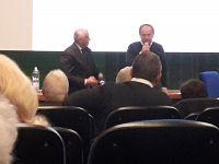 Gabriele Canè e Mario Ferrari