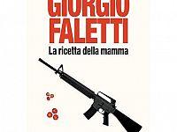 Copertina del libro postumo di Faletti