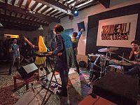 I pontederesi Blue Parrot Fishes, vincitori di Soms Experience e Rock Targato Italia 2015 (foto by M. Fiumalbi)