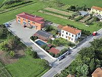 La casa di Antonio Logli (foto di Piero Frassi)